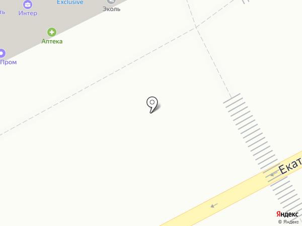 Камнефтехимснаб на карте Перми