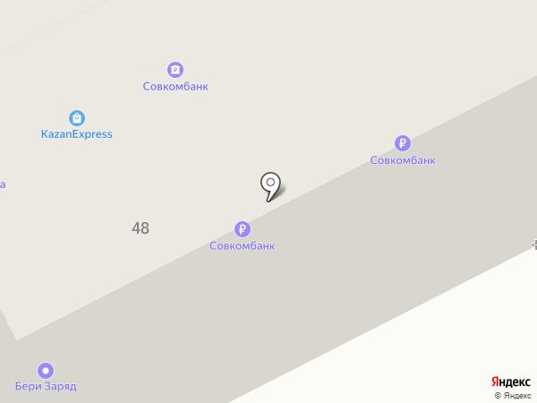 Информгруппа МБК на карте Перми