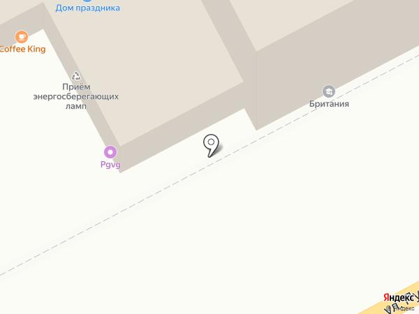 Центр городской культуры на карте Перми
