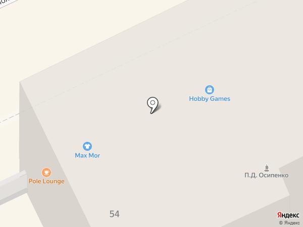 Клуб виртуальной реальности на карте Перми