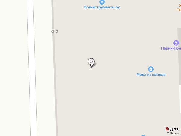 ЭкоДом на карте Перми