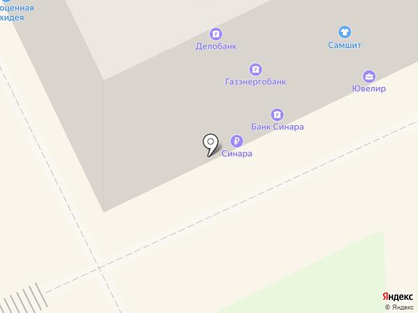 STOK на карте Перми