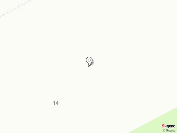 Импульс на карте Перми