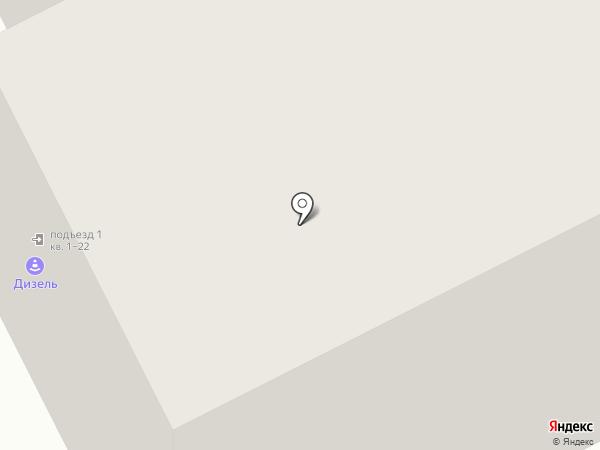 Чистый источник на карте Перми