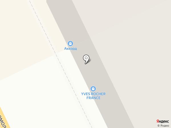 Proзрение на карте Перми