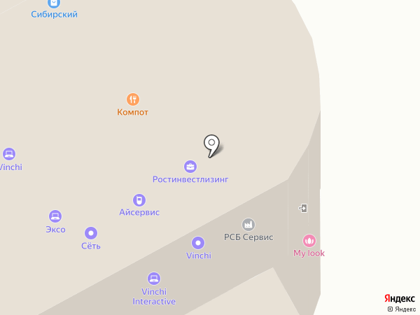 Гильдия добросовестных застройщиков на карте Перми