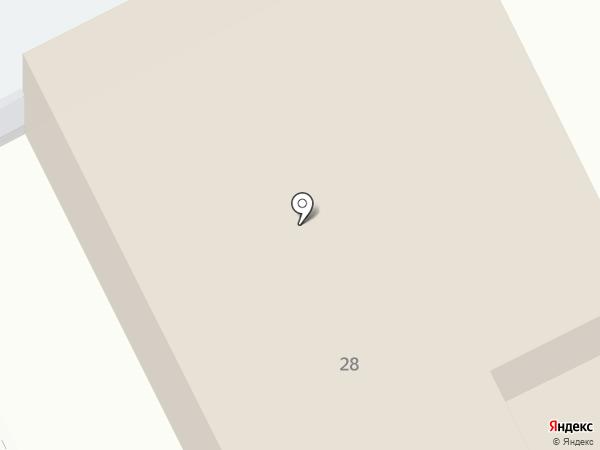 Оптовая фирма на карте Перми