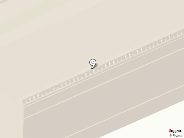 Аврора на карте Перми