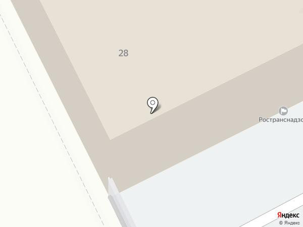 Пермтрансгазстрой на карте Перми
