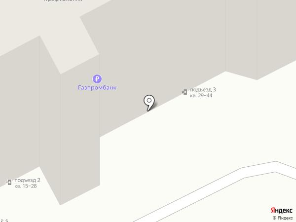 Portal на карте Перми