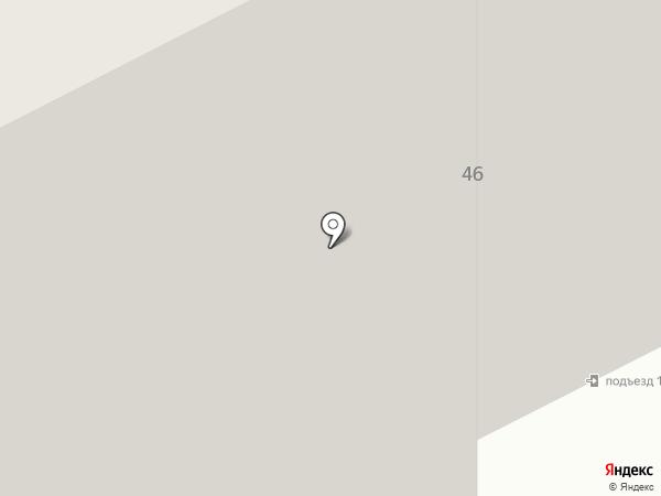 ЮНАЙТ на карте Перми