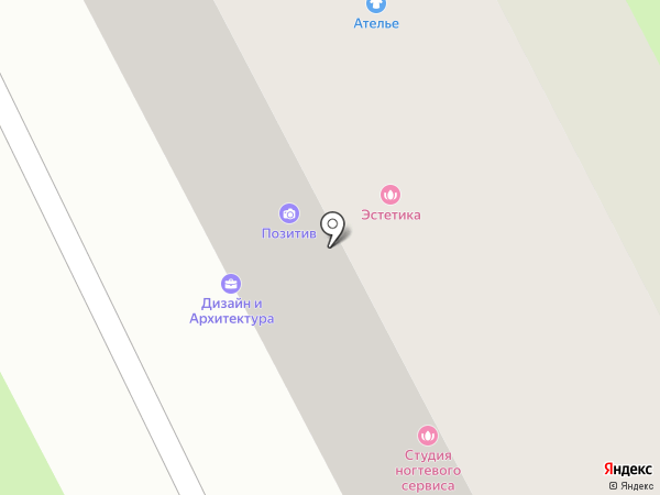 Красавчик Джонни на карте Перми
