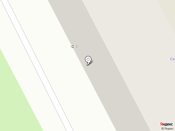 ЕКА на карте Перми