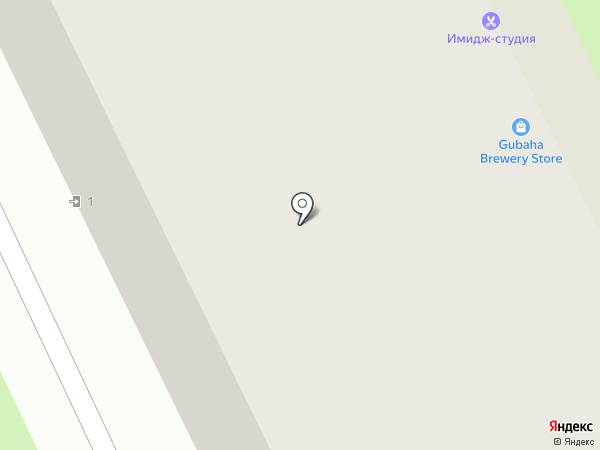 Gubaha Brewery`s Store на карте Перми