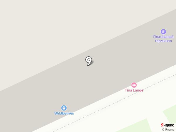 Аквамастер на карте Перми