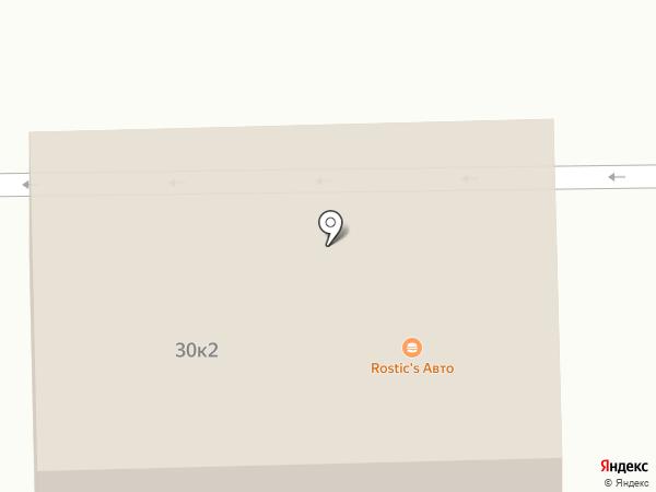 Автобот на карте Перми