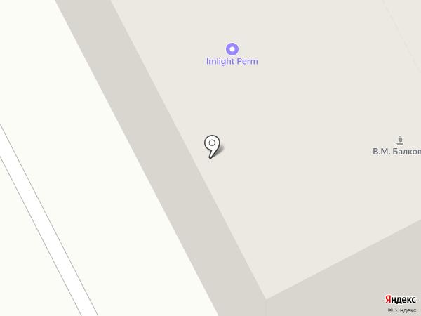 Суши вёсла на карте Перми