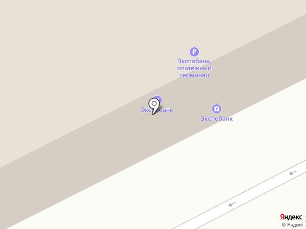 Новостройки PAN City Group на карте Перми