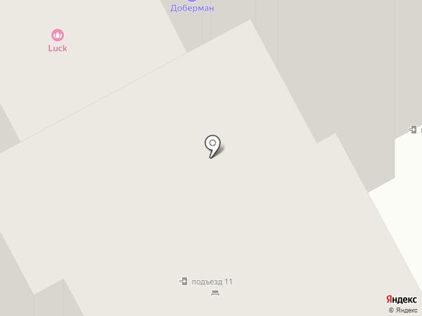 ТРИНИТИ на карте Перми