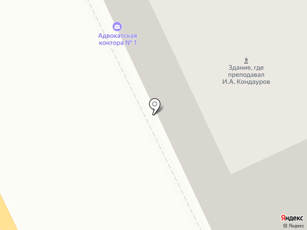 InfoServis на карте Перми