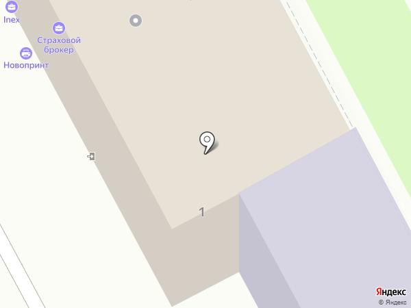 Швейная мастерская на карте Перми