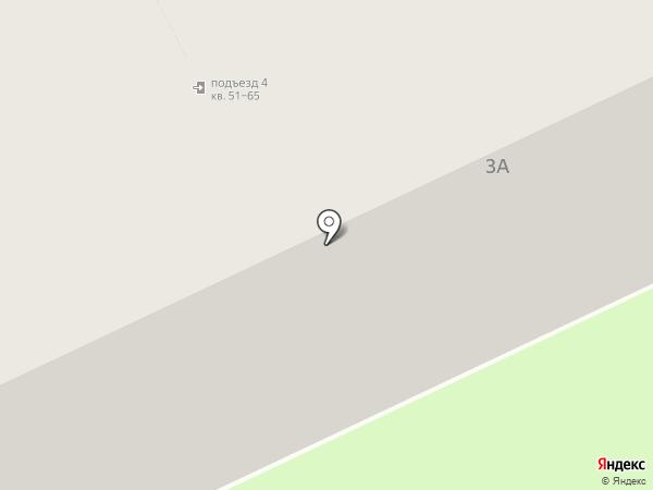 Славянка на карте Перми