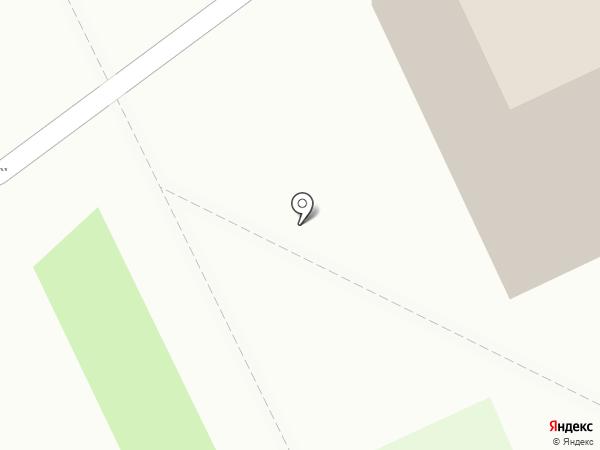 ЖЭУ Красавинский на карте Перми