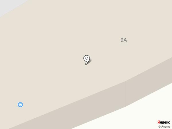 АСП на карте Перми