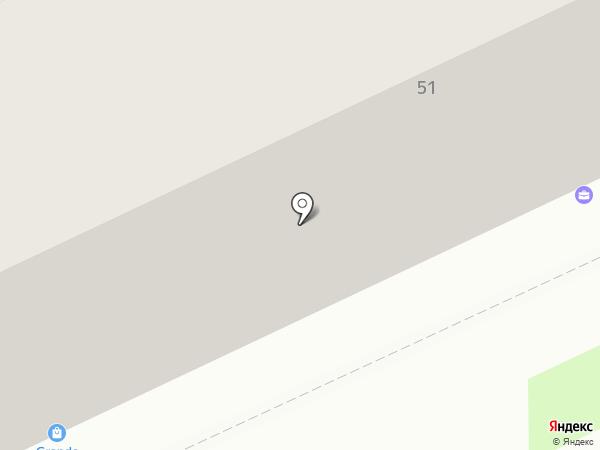 Вернисаж на карте Перми