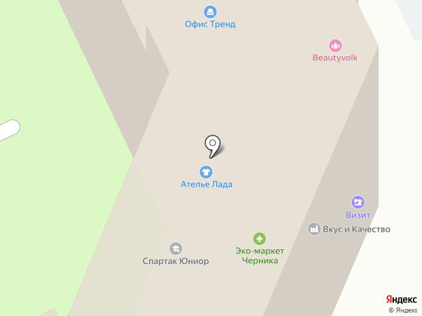 ТехИнПром на карте Перми