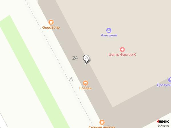 Vip-центр на карте Перми