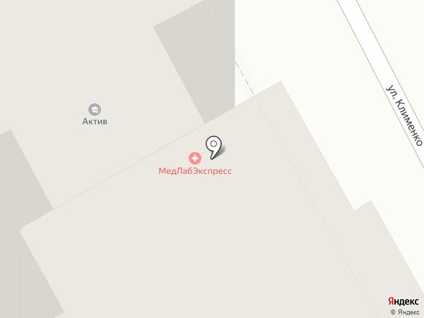 ПРОСТРАНСТВО на карте Перми