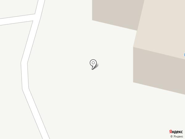 Вектор на карте Перми