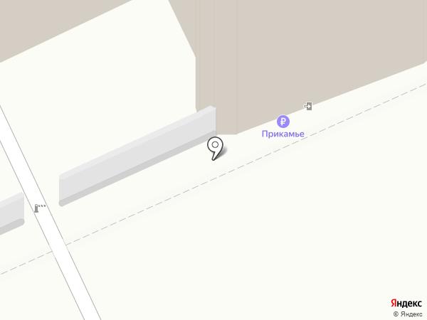 ЭнергосбыТ Плюс на карте Перми