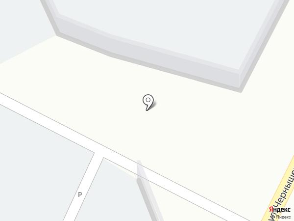 Фаворит на карте Перми