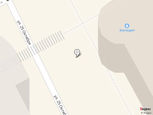 Уездный ломбард на карте Перми