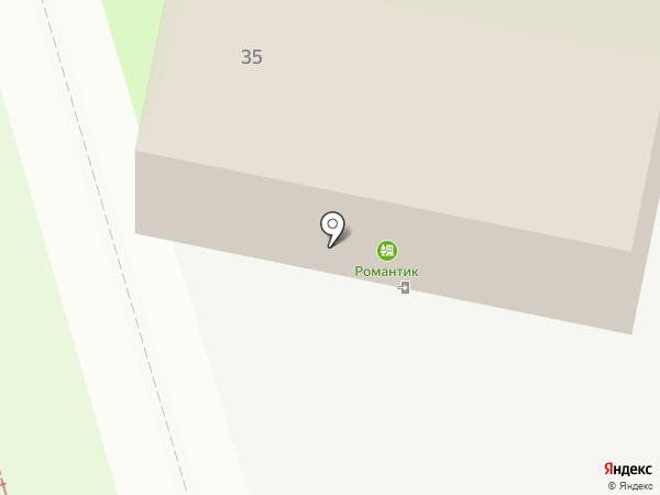 Сприн на карте Перми