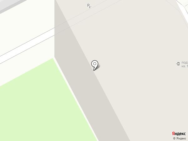 ДЭККо на карте Перми