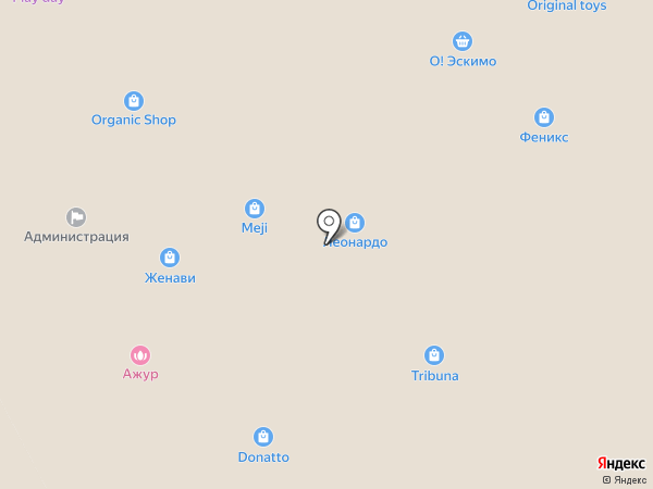ЮС-Медика-Пермь на карте Перми