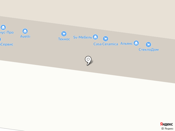 Casa Ceramica на карте Перми
