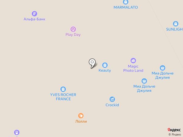 Tony Moly на карте Перми