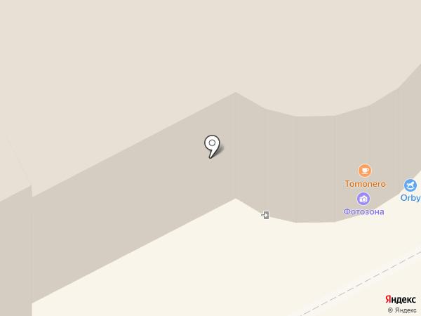 Держи краба на карте Перми