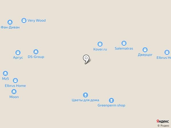 Bo-box на карте Перми