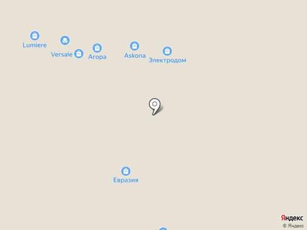 Kristie на карте Перми