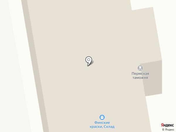 Campary на карте Перми