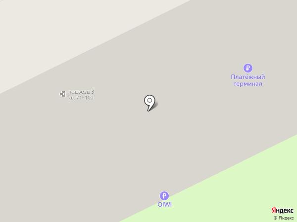 Изабелла на карте Перми