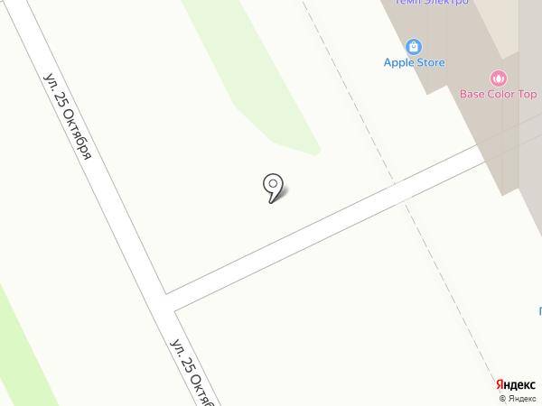 ТСК ГЕРОС на карте Перми