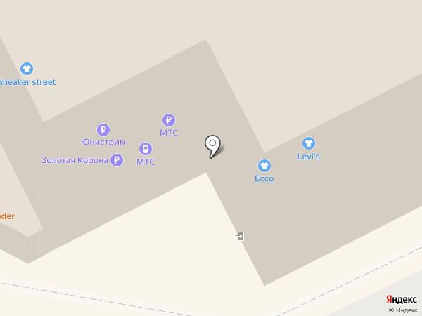 Levi`s store на карте Перми