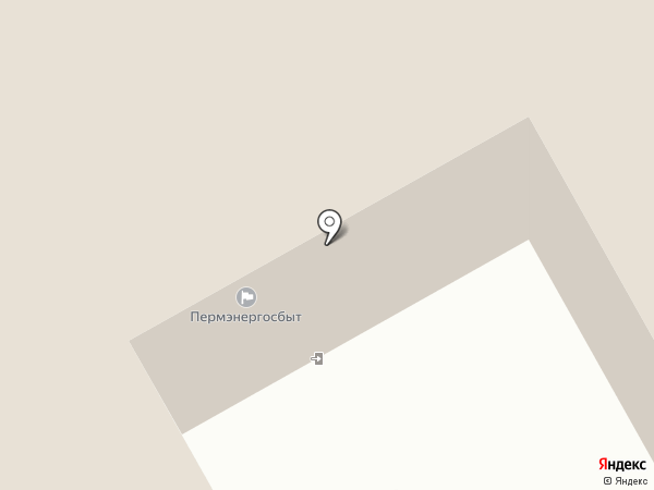 Монолит Строй на карте Перми