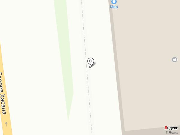 Магазин товаров для рыбалки на карте Перми